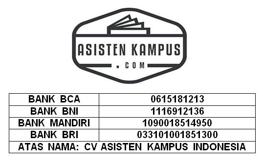 CV ASISTEN KAMPUS INDONESIA